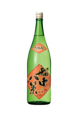 ひやおろし(超辛口・純米原酒)