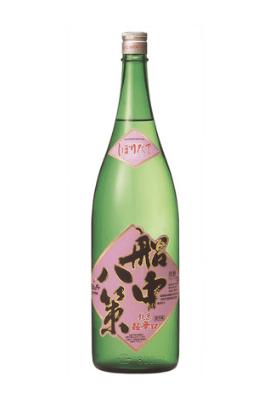 しぼりたて(超辛口・純米生原酒)