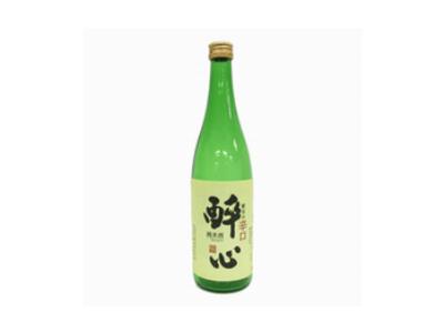 醉心『軟水の辛口』純米酒
